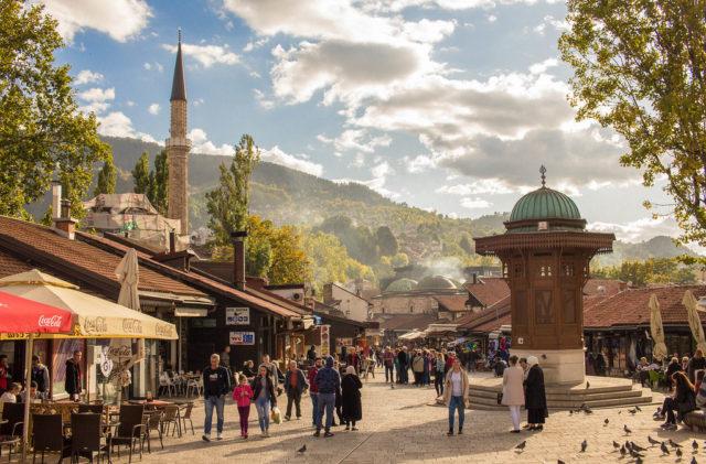 Old Town Sarajevo