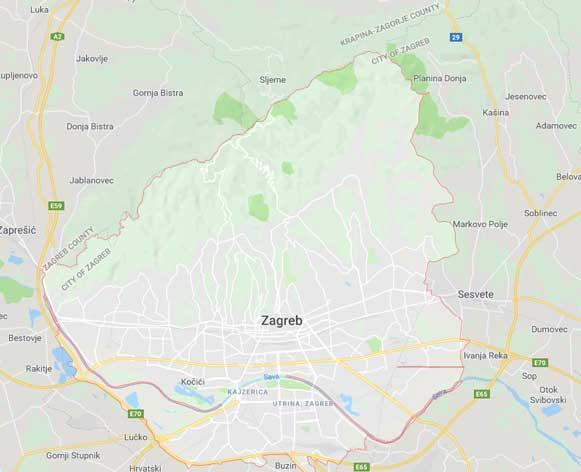 Zagreb - Croatia, Balkan - Trip2Balkan.com
