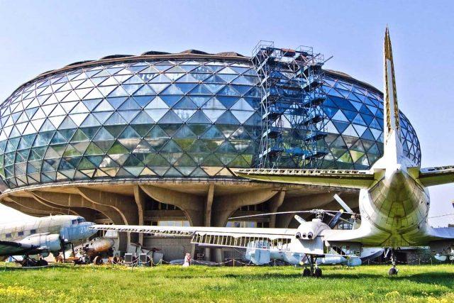 Belgrade Airport - Where history was made - Blog - Trip2Balkan.com