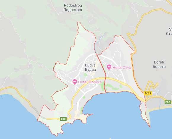 Budva - Montenegro, Balkan - Trip2Balkan.com