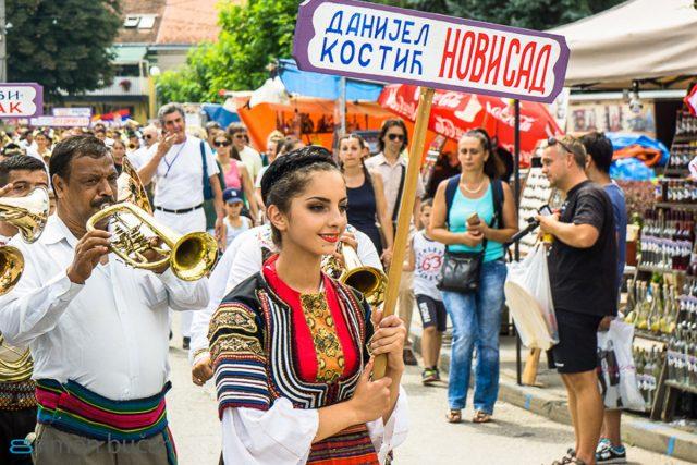 Guča Trumpet Festival - Serbia, Balkan - Popular Festivals - Triip2Balkan.com