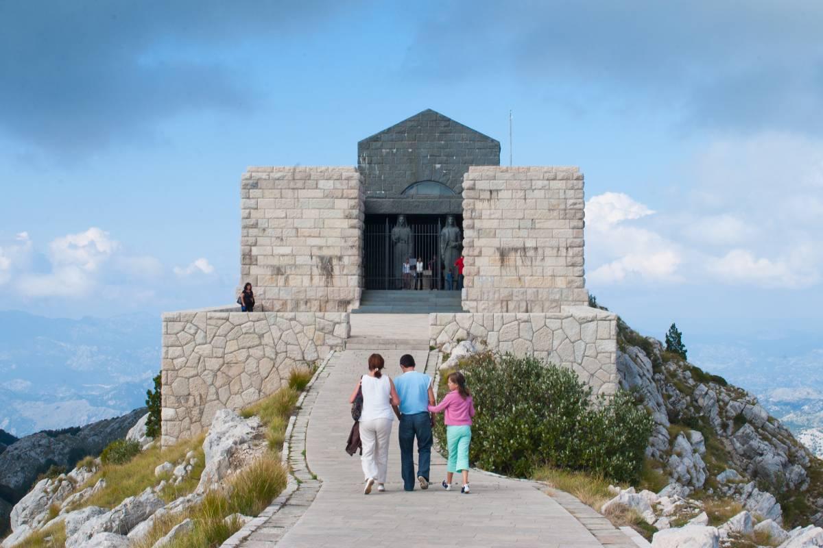 Lovcen - Montenegro Tour - Montenegro, Balkan - Trip2Balkan.com